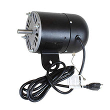 Load image into Gallery viewer, Comfort Zone CZHVP30 High-Velocity 3-Speed 30-inch Industrial Pedestal Fan with Aluminum Blades and Adjustable Height