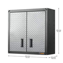 Load image into Gallery viewer, Gladiator GAWG28FDYG Full-Door Wall GearBox Steel Cabinet