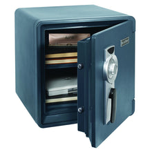 Load image into Gallery viewer, First Alert 2087F Waterproof and Fire-Resistant Bolt-Down Combination Safe, 0.94 Cubic Feet