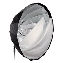 Load image into Gallery viewer, Fotodiox EZ-Pro Deep Parabolic Softbox 48in (120cm) - Quick Collapsible Softbox with Balcar Speedring for Balcar and Flashpoint I Stobes