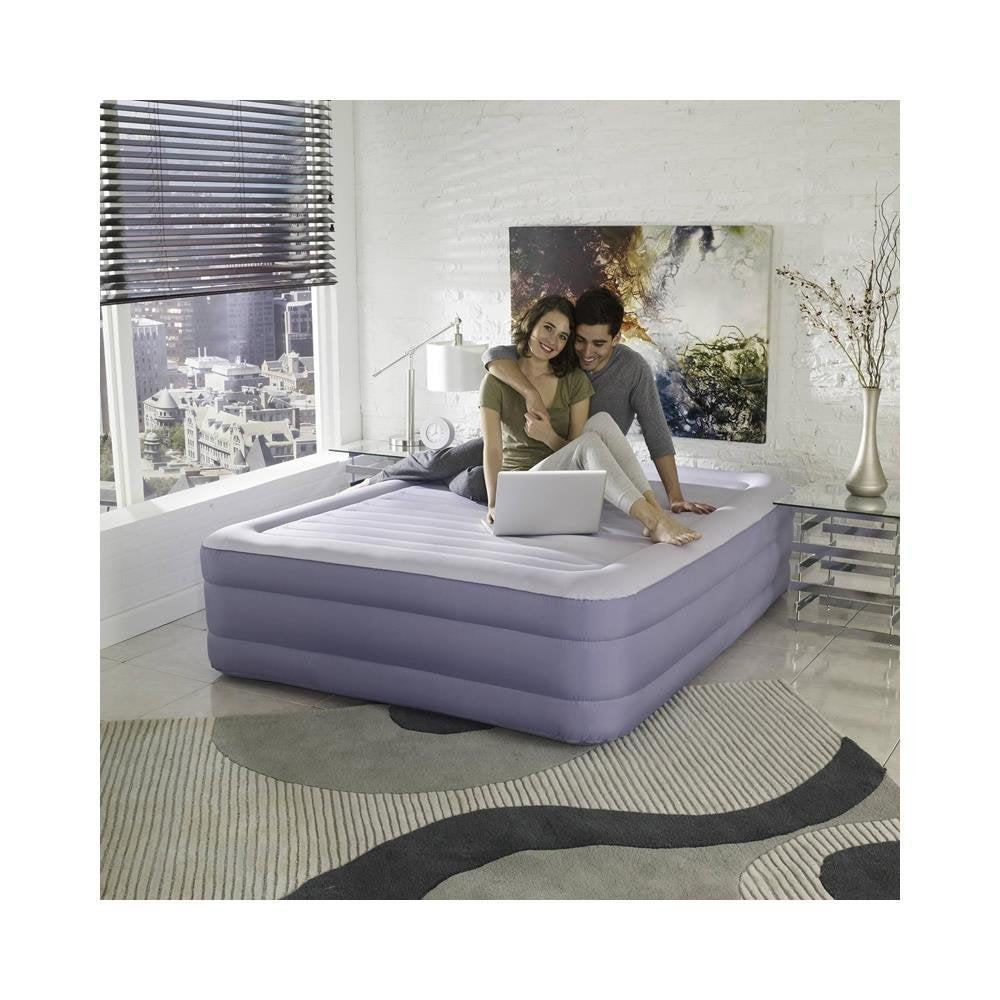 Simmons Beautyrest Fusion Aire Queen Air Bed Mattress