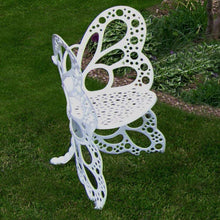 Load image into Gallery viewer, Flower House FHBC205W Butterfly Chair, White