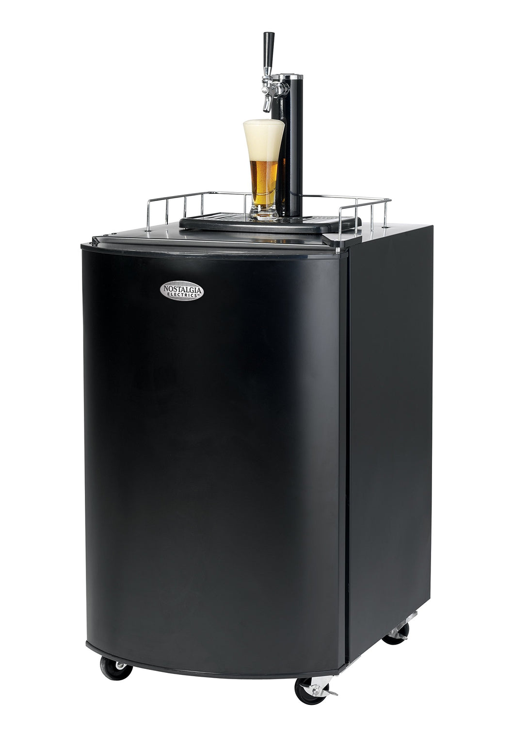 Nostalgia KRS2100 5.1 Cu.Ft. Full Size Kegorator Draft Beer Dispenser