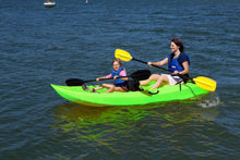 Load image into Gallery viewer, Lifetime Tandem Sit on Top Kayak with Back Rests, 10 Feet, Green