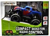 Compact Monster Radio Control Monster Truck