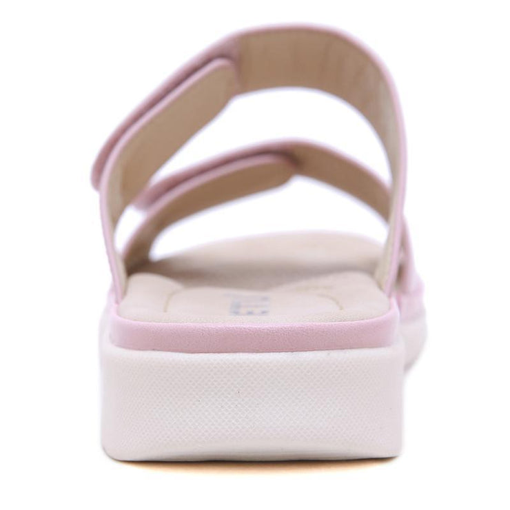 Women Flip Flops Fashion Women Slipper Female Flat shoes Summer magic paste Thick Bottom Wedge Vacation Beach Slides
