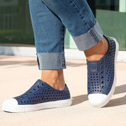 Women's Comfy Hollowed Out Slip-on Water Shoes