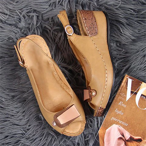 Women's Comfortable Casual Wedge Heel Sandals