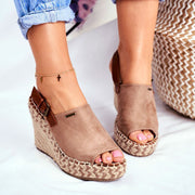 Women's Big Star Wedge Heel Sandals