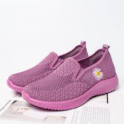 Women's Breathable Lightweight Flying Knit Sneakers