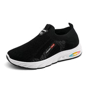 Women Sports Sneakers Breathable Hollow Platform Casual Shoes