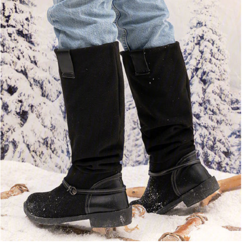 Women's Winter All-Match Warm And Non-Slip Large Size Snow Boots