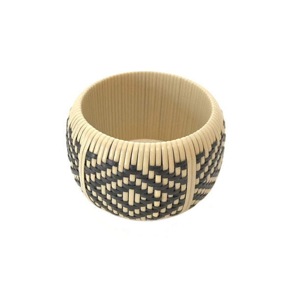 Jetta Bangle-DG56922-Natural