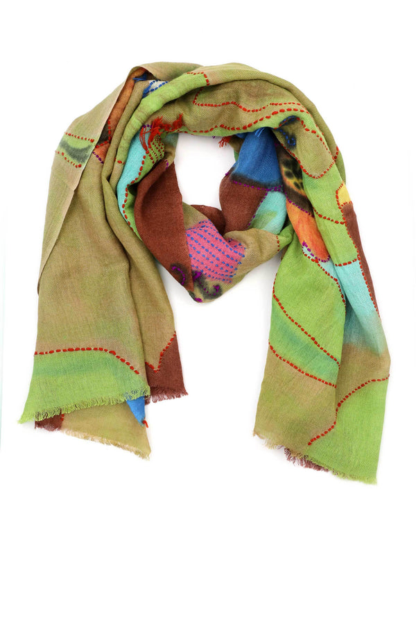 Maureen Scarf-4812-Multi