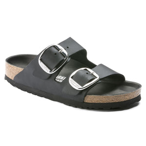 Birkenstock -  Arizona Big Buckle Oiled leather - available in 2 colors