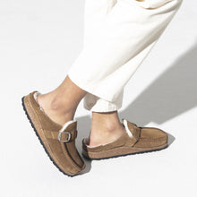 Load image into Gallery viewer, Birkenstock - Buckley Shearling Suede-available in 2 colors