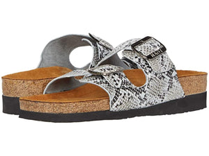 Naot - Santa Barbara - 2 Banded Sandal with Adjustable Straps in 3 colors