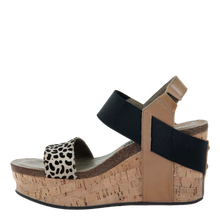 Load image into Gallery viewer, OTBT - BUSHNELL in DESERT Wedge Sandals