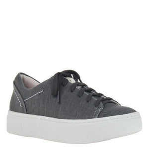 NAKED FEET - HELIO in CHARCOAL Sneakers