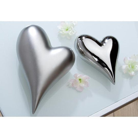 Deco Heart Small 2 Assorted £2.95