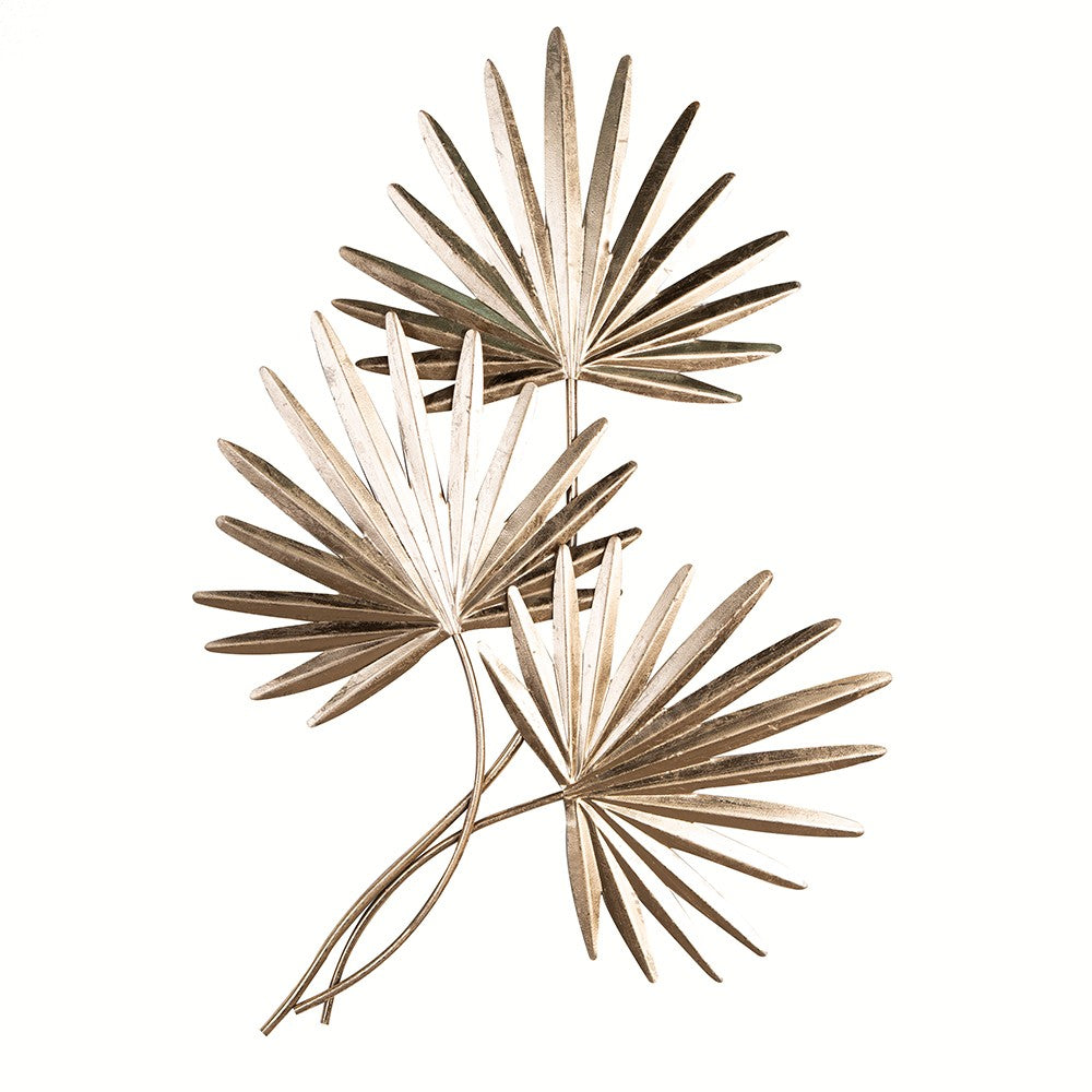 Palm Leaves Gold Foil Wall Art £24.95