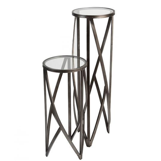 """Jagger"" Column Table Low £41"