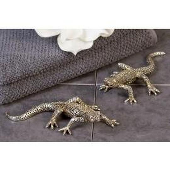 Gecko Small Silver 2 Assorted £5.20