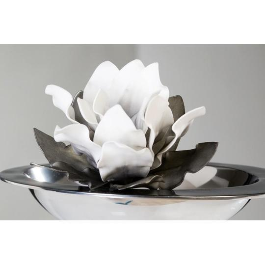 Foam Flower Grey/White £3.25