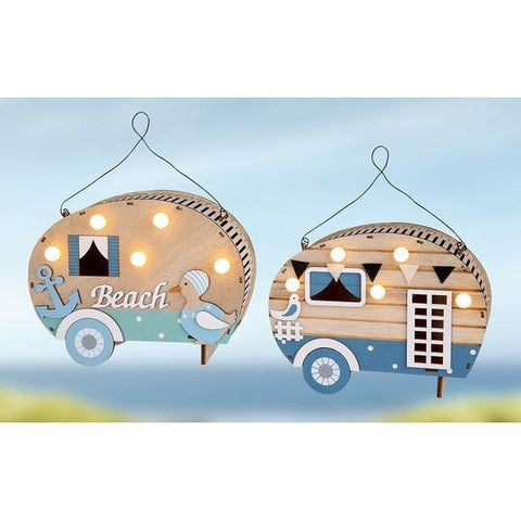 """Beach Camper Van"" 2 Ass. £6.60"