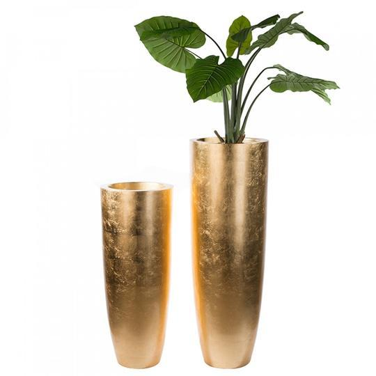 Gold Planter Indoor Small £99.00