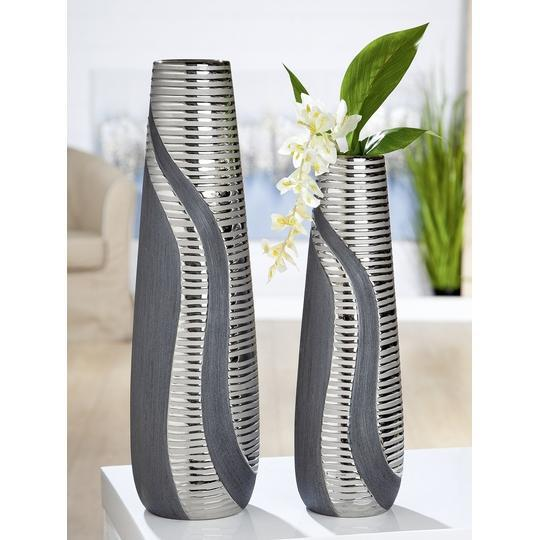 """Romo"" Ceramic Vase Tall £24.20"