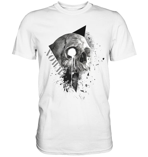 Big Skull T-Shirt - Premium Shirt - noWWear by Pink Tattoo