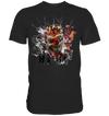 Horror Clown T-Shirt - Premium Shirt