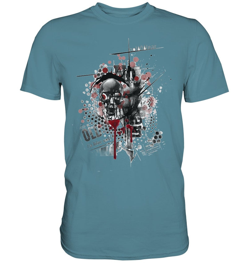 Old Trash T-Shirt - Premium Shirt - noWWear by Pink Tattoo