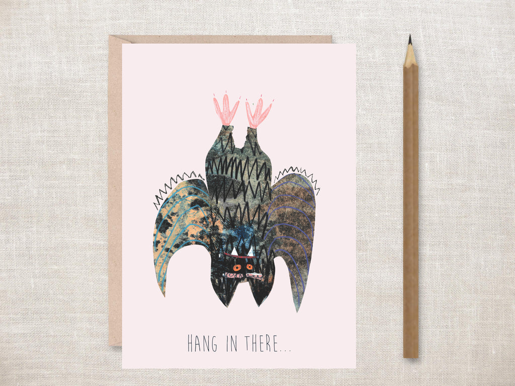 'Hang in There' Greeting Card