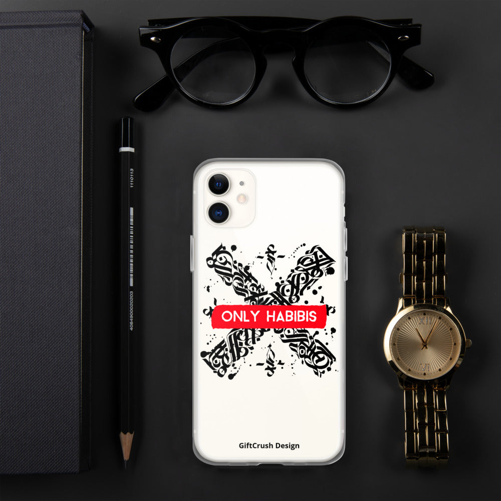 iPhone Case ONLY HABIBIS
