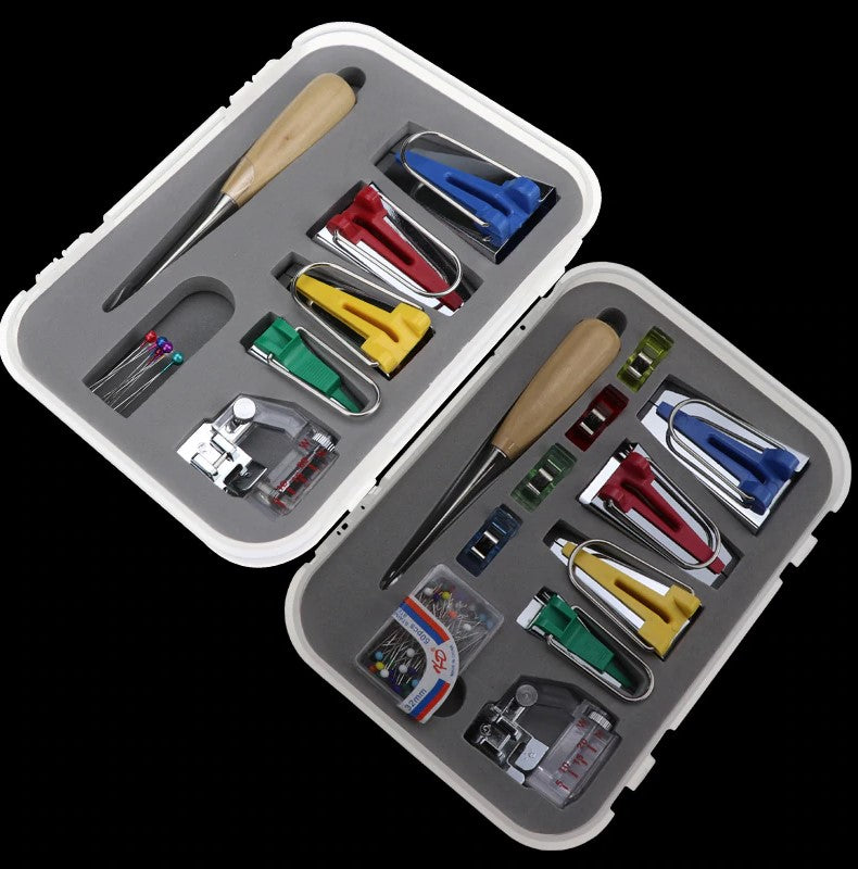 Bias Tape Maker Set