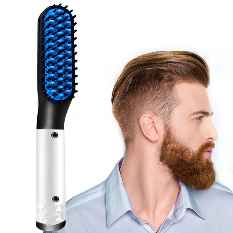 Multifunctional Hair Comb & Beard Straightener