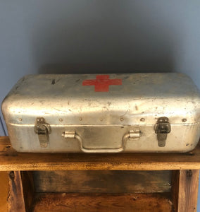 Hungarian Vintage First Aid Box