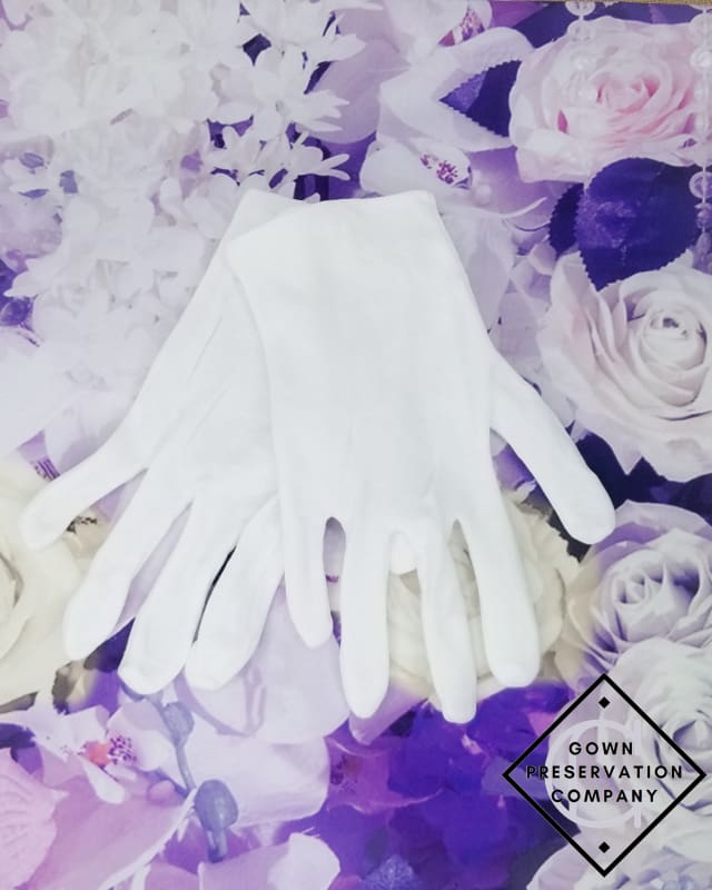 Cotton Gloves - Clothing Protective Gown Handling Tiara Supplies