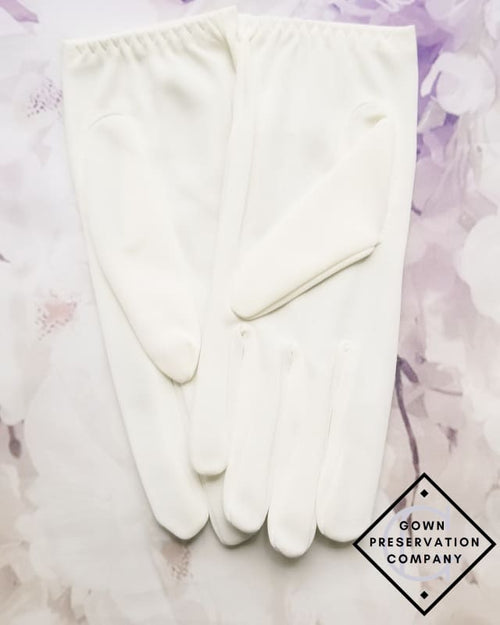 Nylon Gloves - Protective Gown Handling Supplies