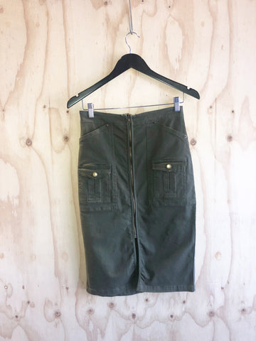 Carousel Essentials Denim Dark Short