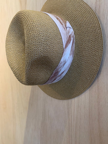 Fallen Broken Street Hat - The Sunshine in Straw