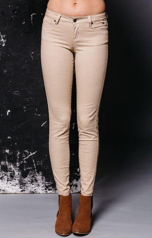 Carousel Essentials Slinky Jean In Rust