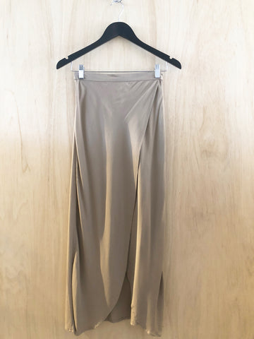 Caramel Cotton Pants