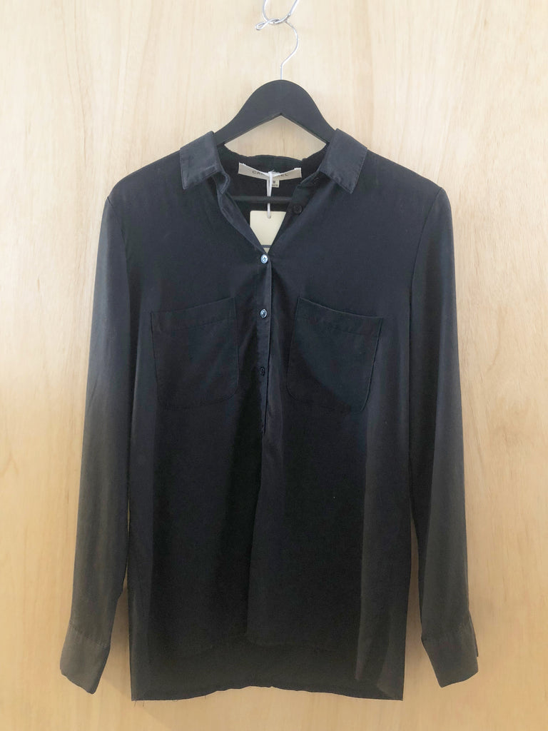 Basic Button Up Shirt