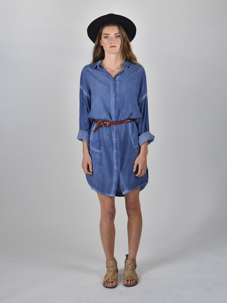 Carousel Essentials Mediterranean Shirt dress