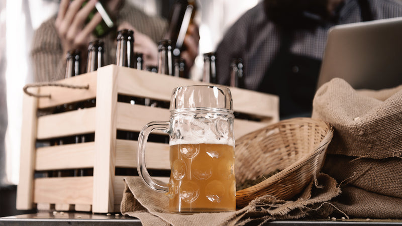 Beer Glass Homebrewing Guide