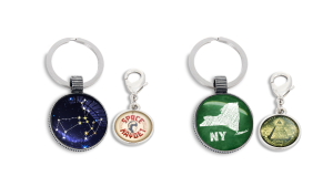 Initials aren't the only way to personalize a gift, use Winky&Dutch Charms to make something EXCLUSIVELY yours.