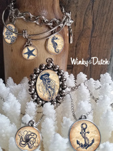 The new Nautical art collection (C004) from Winky&Dutch.